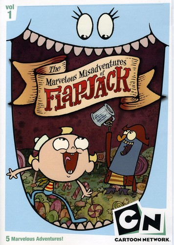 The Marvelous Misadventures of Flapjack: Volume 1