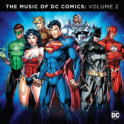The Music Of DC Comics, Vol. 2