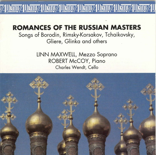 Romances of the Russian Masters