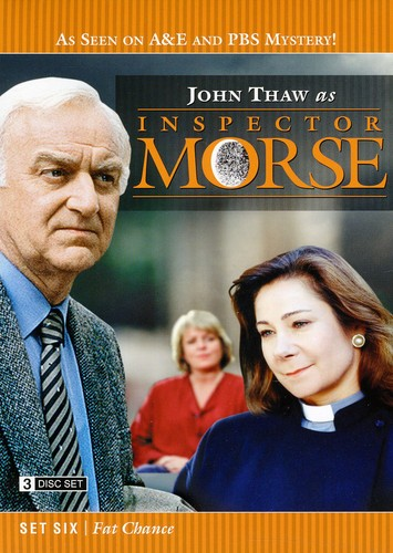 Inspector Morse Set Six: Fat Chance