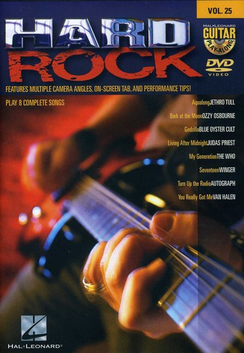 Hard Rock, Vol. 25
