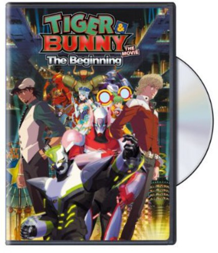 Tiger & Bunny the Movie: The Beginning