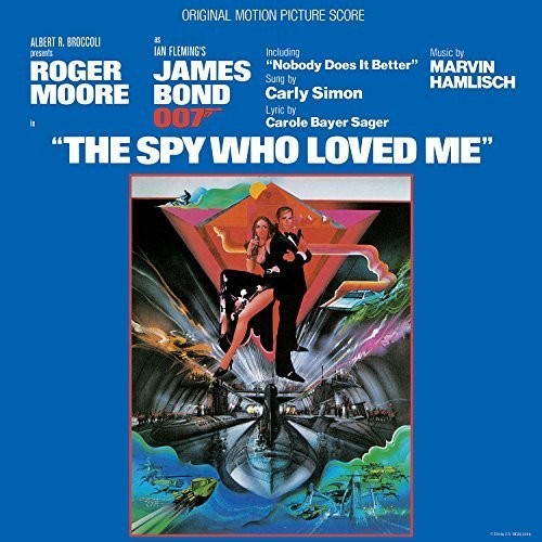 Spy Who Loved Me (Original Soundtrack)