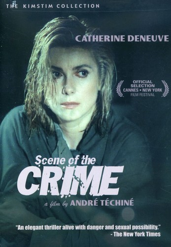 Scene Of The Crime [1986] [Subtitled] [WS]