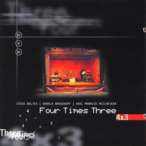 Four Times Three