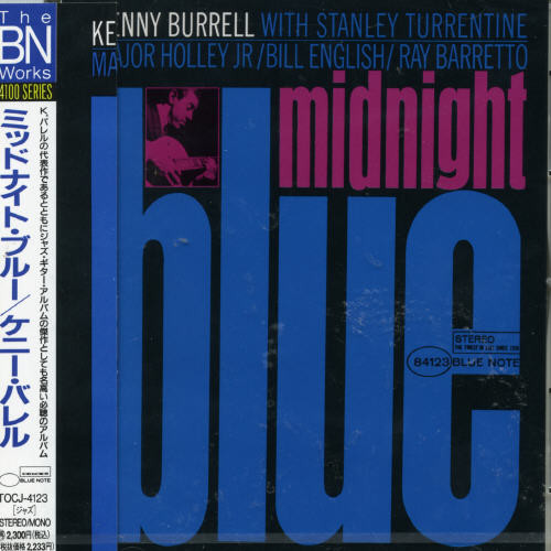 Midnight Blue [Import]