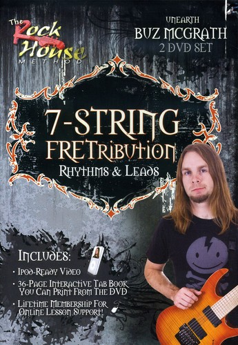 7-String Fretribution