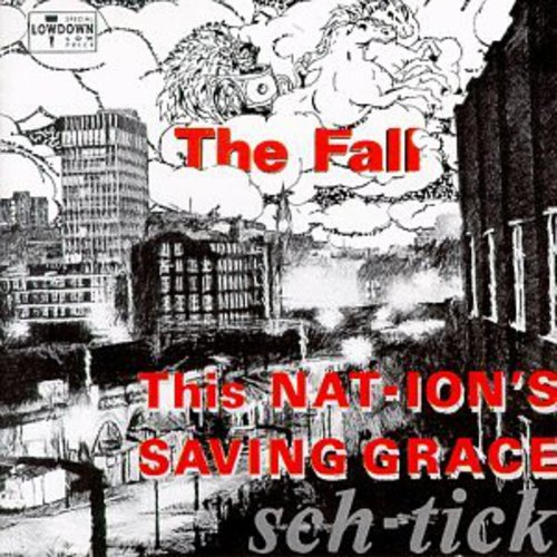 This Nation's Saving Grace (+ 5 Bonus Tracks)