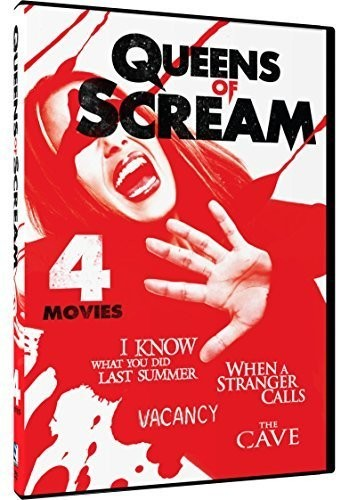 Queens of Scream: 4 Movie Thrill-Fest