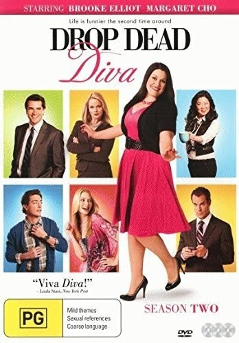 Drop Dead Diva: Season 2 [Import]