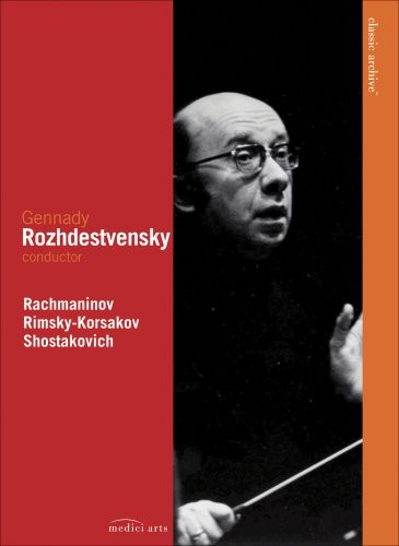 Classic Archive: Gennady Rozhdestvensky Conducts