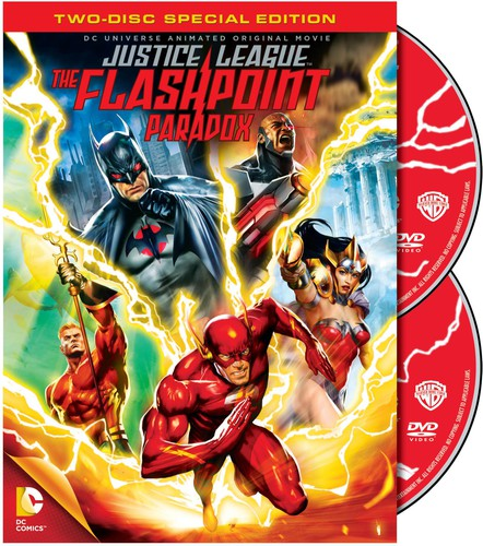 DCU: Justice League - Flashpoint Paradox [Special Edition]