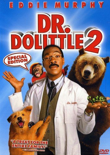 Doctor Dolittle 2 [WS] [Sensormatic]