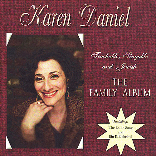 Teachable Singable & Jewish: Family Album