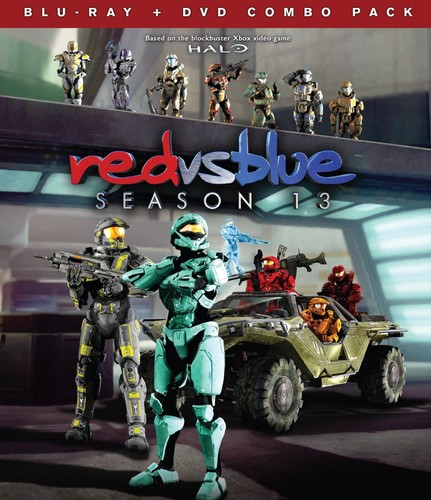 Red Vs Blue: Season 13