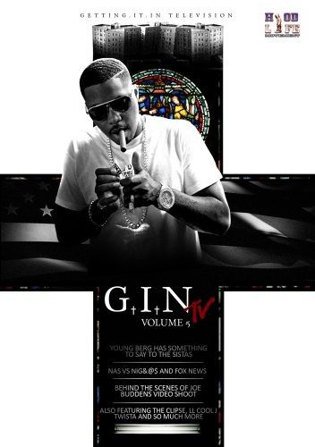 G.I.N. TV: Volume 5: Hip Hop and Politics 2