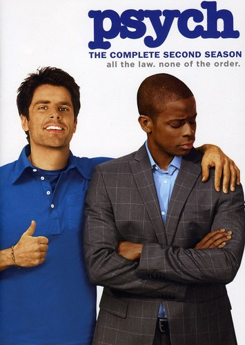 Psych: The Complete Second Season