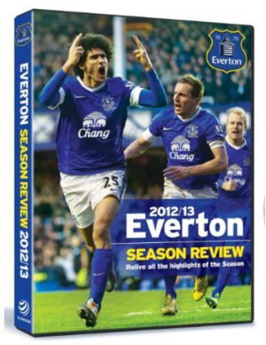 Everton Season Review 2012/ 13