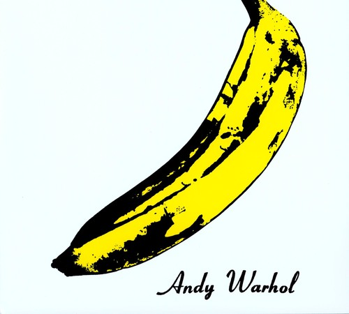 Velvet Underground & Nico (Banana Cover Yellow)