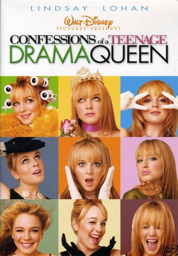 Confessions Of A Teenage Drama Queen [WS] [Full Screen]