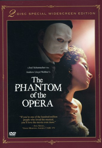 Phantom of the Opera (2004)