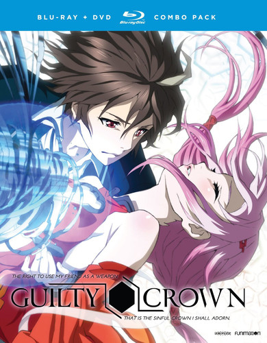 Guilty Crown - The Complete Series