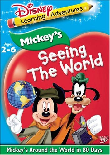 Mickey's Around the World in 80's Days