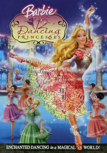 Barbie In The 12 Dancing Princesses [Widescreen]