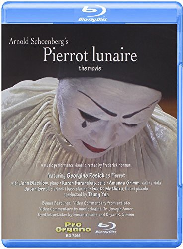 Pierrot Lunaire - the Movie