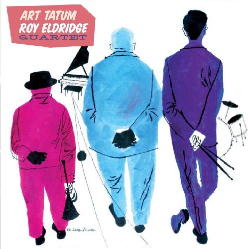 Art Tatum & Roy Eldridge Quartet [Import]