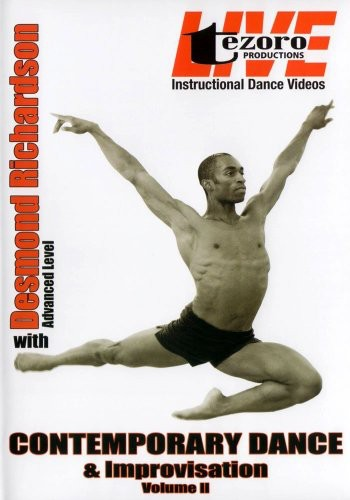 Live At The Broadway Dance Center: Contemporary Dance & Improvisation,Vol. 2