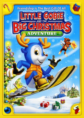 Little Gobie & the Big Christmas Adventure
