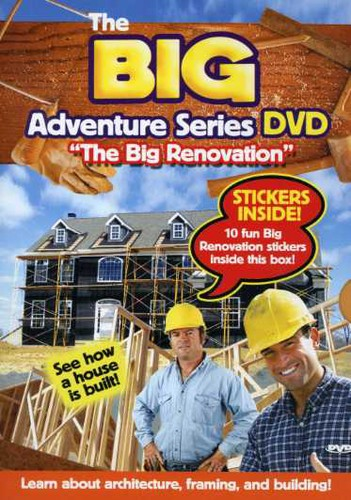 The Big Adventure Series: The Big Rennovation