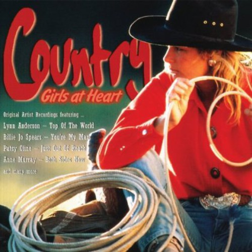 Country Girls at Heart /  Various