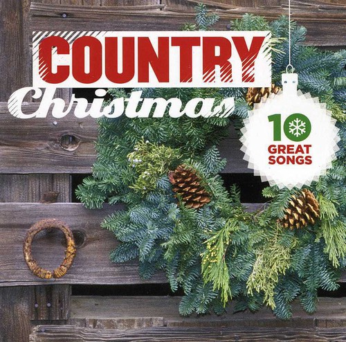 10 Great Country Christmas /  Various