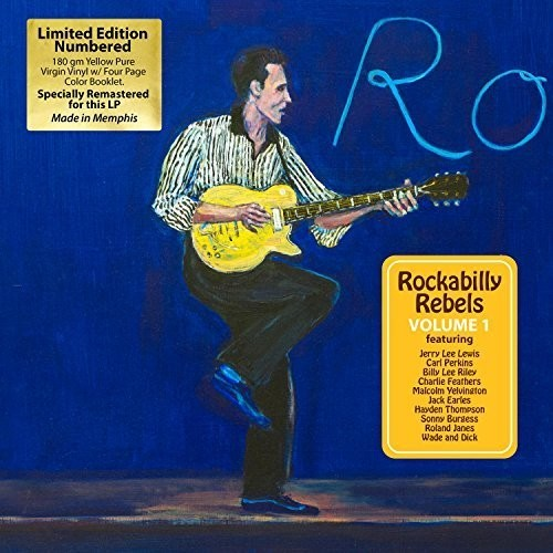 Rockabilly Rebels 1 /  Various