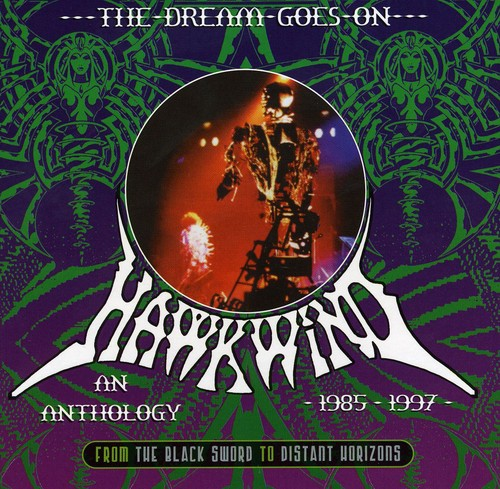 Dream Goes On: From The Black Sword To Distant Horizons [Box Set] [Remastered] [Import]