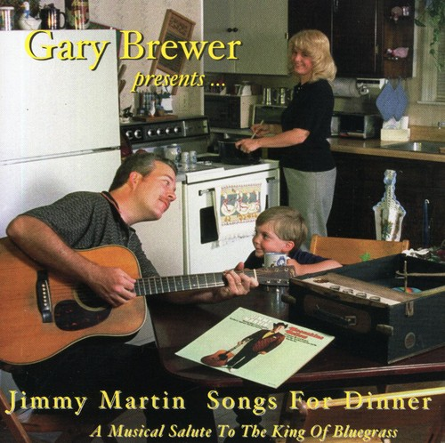 Jimmy Martin Songs for Dinner