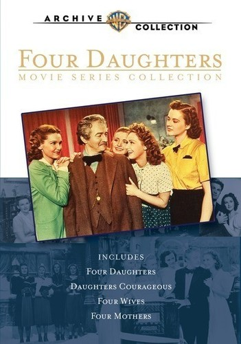 Four Daughters: Movie Series Collection