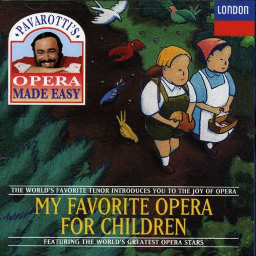 My Favorite Opera for Children /  Various