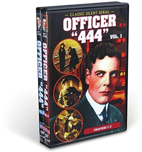 Officer 444 Complete Serial