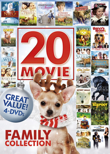20-Movie Family Collection: Vol. 2