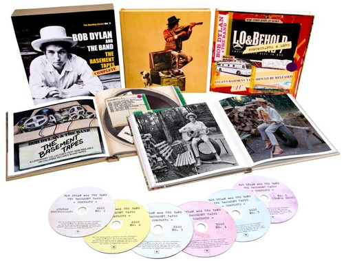 Dylan, Bob : Basement Tapes Complete: The Bootleg Series 11