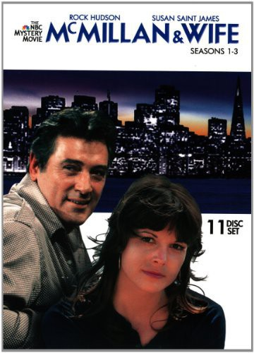 Mcmillan and Wife: Seasons 1-3