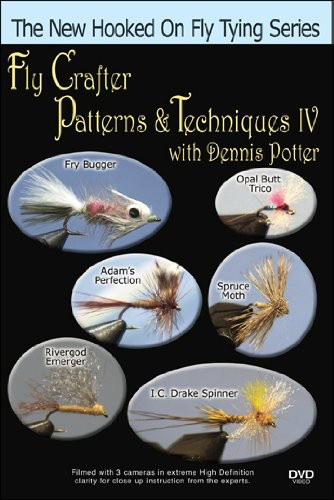 Fly Crafter Patterns & Techniques 4 with Dennis Po