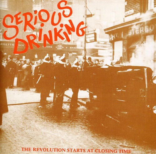 Revolution Starts at Closing Time [Import]