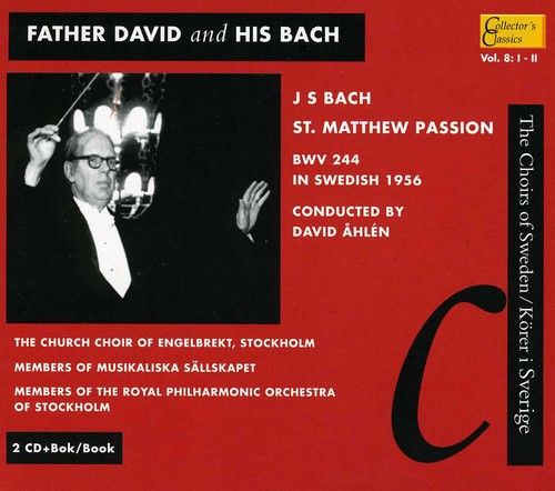 Father David & His Bach