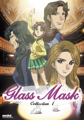 Glass Mask: Collection 1 [Fullscreen] [Subtitles] [4 Discs]