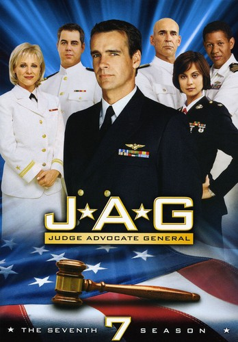 JAG: The Seventh Season [Widescreen] [5 Discs] [Slim Packs] [Slipcase]