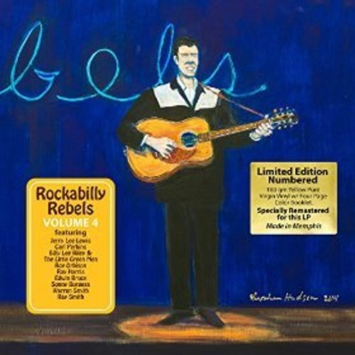 Rockabilly Rebels 4 /  Various